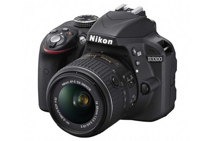 Nikon D3500 DSLR Camera Rumored to be Announced in 2016
