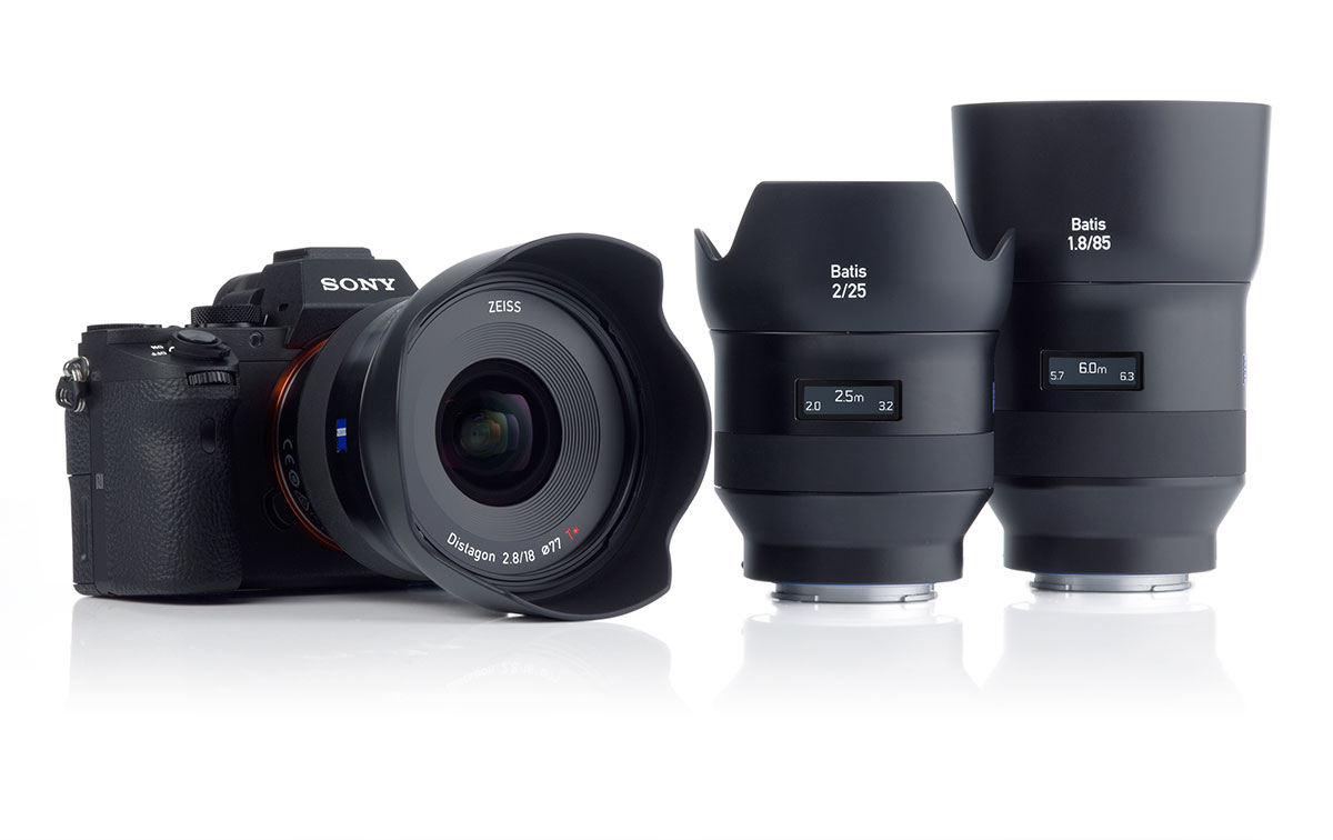 Zeiss Batis 18mm f/2.8 Lens Becomes Official with Autofocus