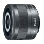 Canon Announces EF-M 28mm f/3.5 Macro IS STM with built-in LEDs