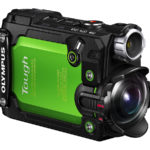 Olympus announces the new TG-Tracker action camera