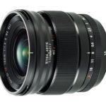 Fujifilm XF 16mm F1.8 lens patent