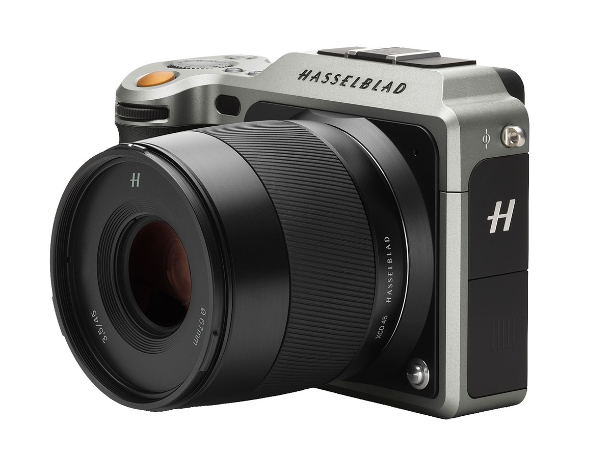 Hasselblad X1D Medium Format Mirrorless Camera Announced