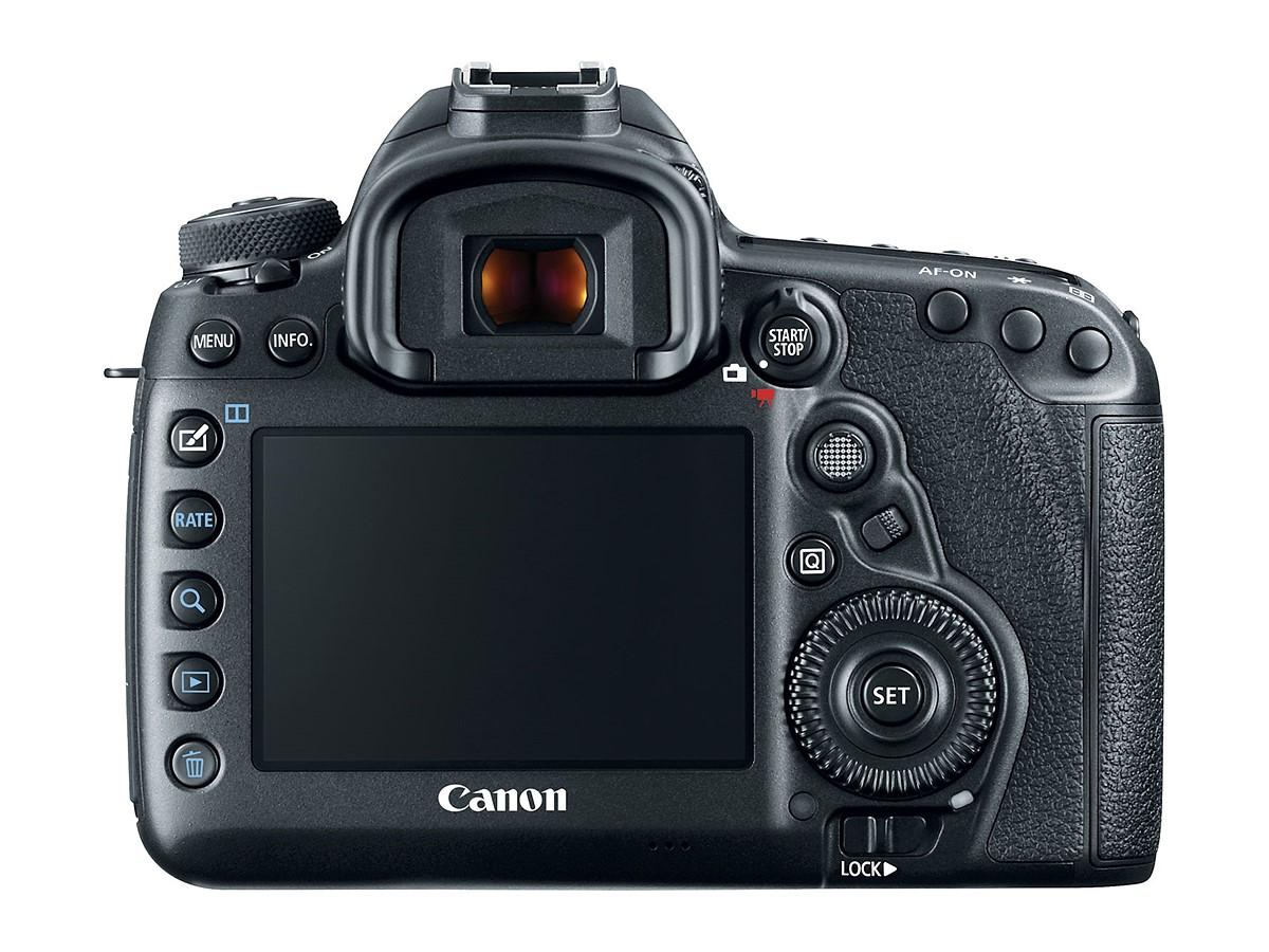 Canon eos 5d mark iv dslr camera officially announced for 5d mark iv