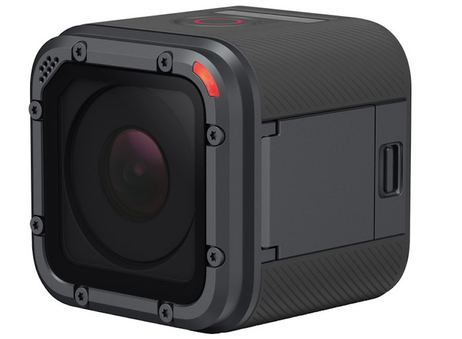 gopro hero 5 black and session action cameras announced. Black Bedroom Furniture Sets. Home Design Ideas