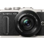 Olympus PEN E-PL8 mirrorless camera announced