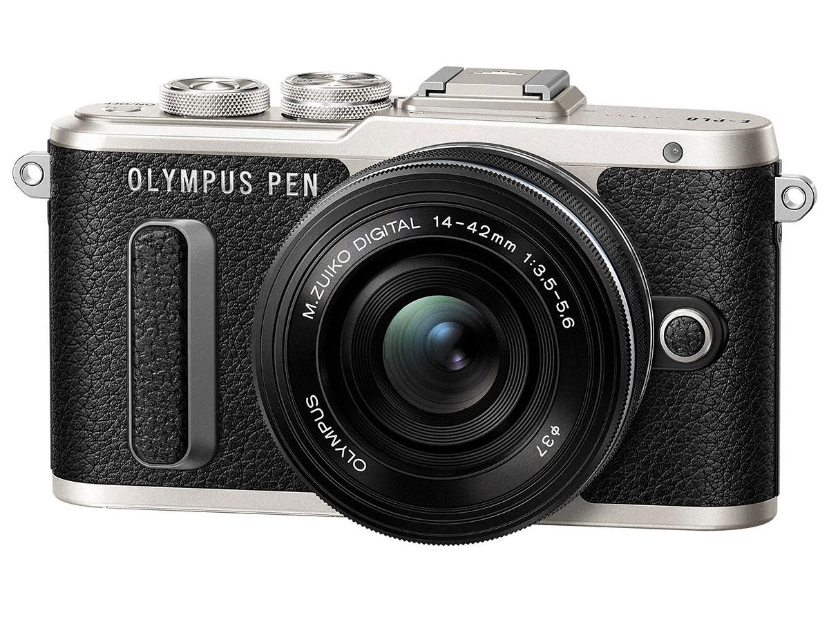 olympus-pen-e-pl8-front