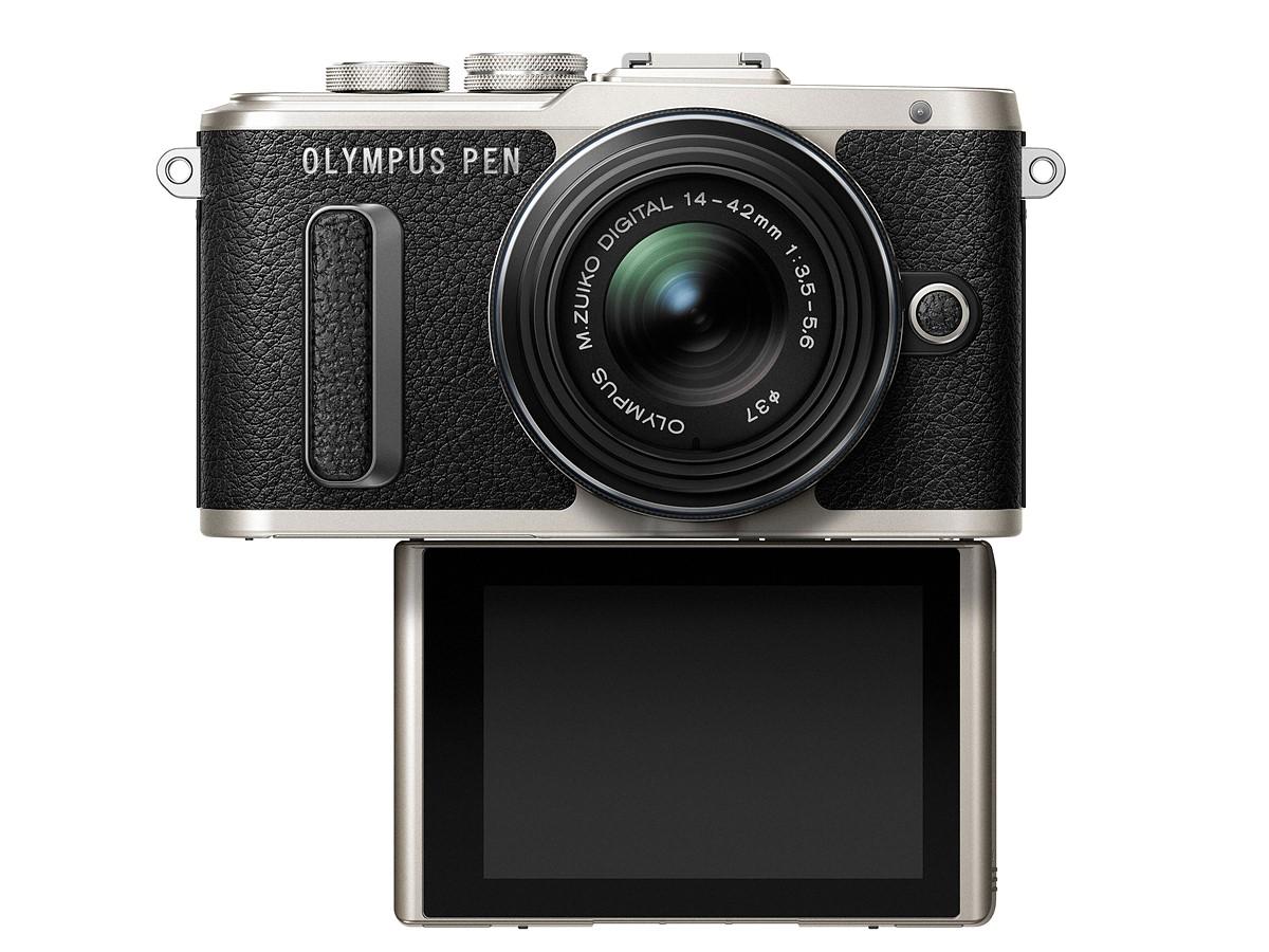 olympus-pen-e-pl8-lcd