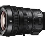 Sony announces the E PZ 18-110mm F4 G OSS E-mount lens