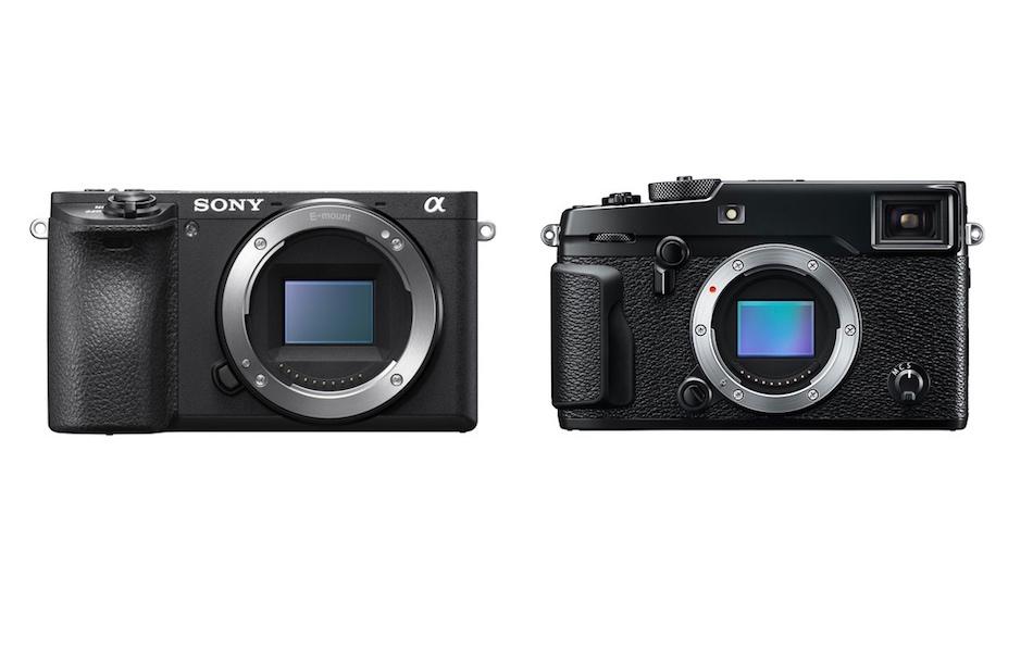 Sony A6500 vs Fujifilm X-Pro2 Comparison