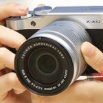 First Fujifilm X-A10 Images Leaked