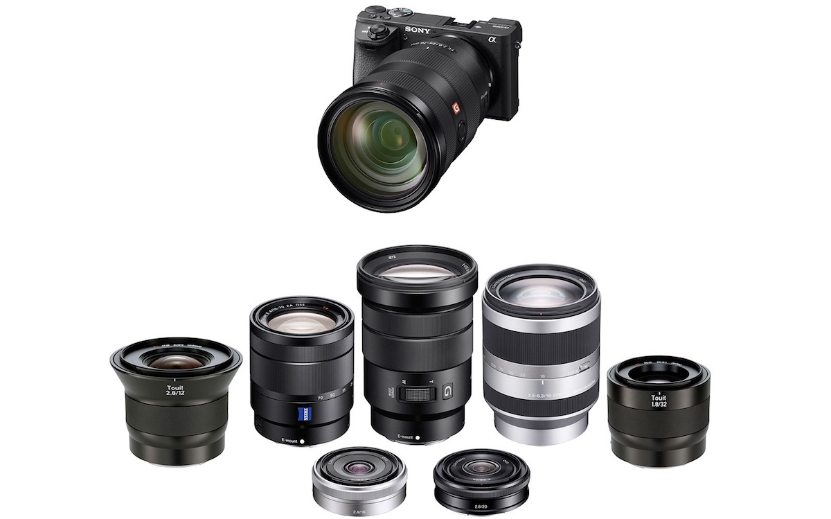 best-sony-a6500-lenses