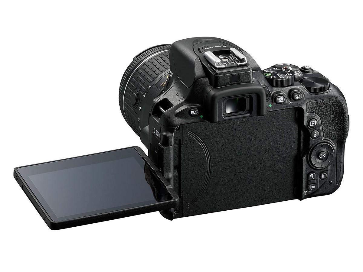 Nikon D5600 Camera Officially Announced