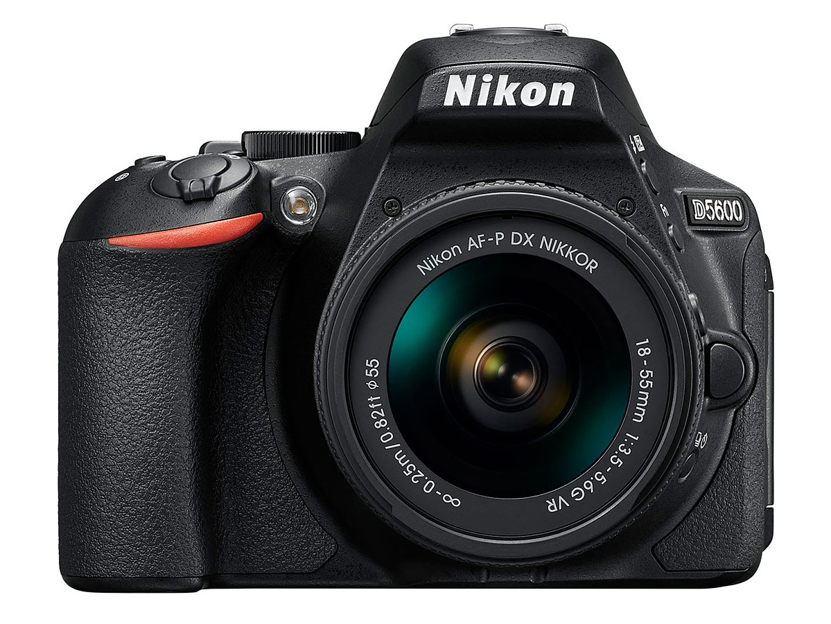 Nikon D5600 Camera Officially Announced