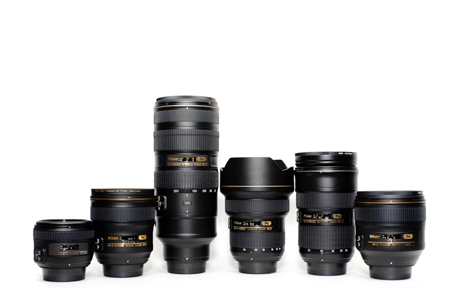 What Lens For Wedding Photography Nikon Best Portrait And Lenses Dslrs Daily