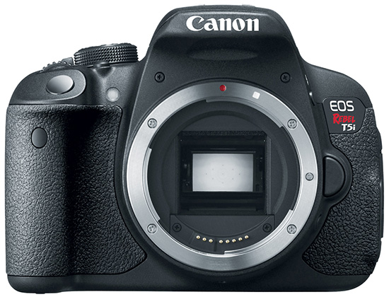 Canon EOS Rebel T5i DSLR-camera