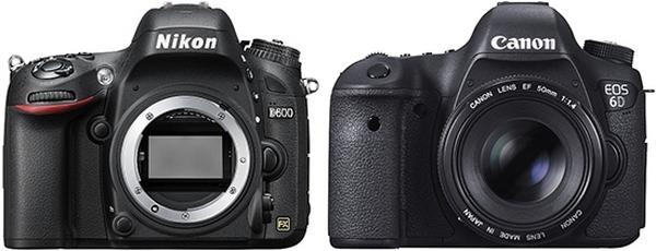 nikon-d600-canon-eos-6d