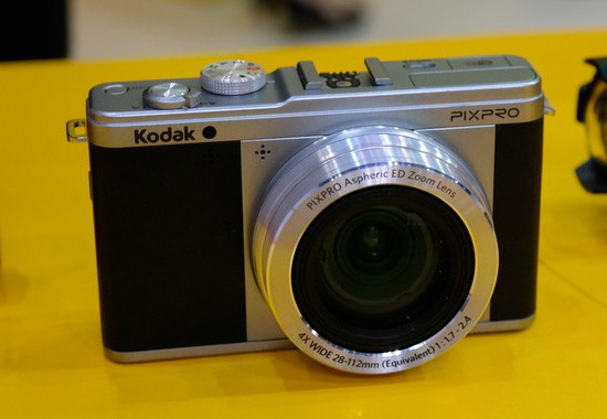Kodak-Pixpro-mirrorless-camera