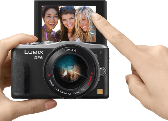 panasonic lumix gf6 video