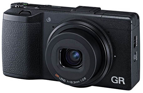 Ricoh-GR-digital-APS-C-compact-camera