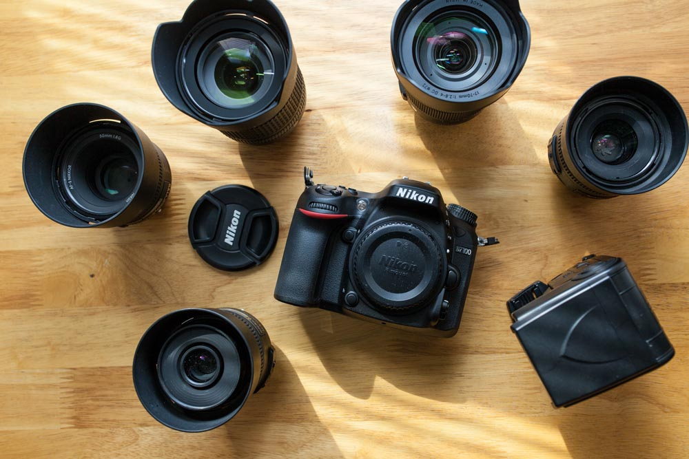 Recommended Nikon D7100 Lenses