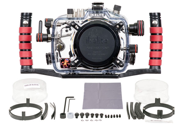 nikon d7100 underwater housing ikelite