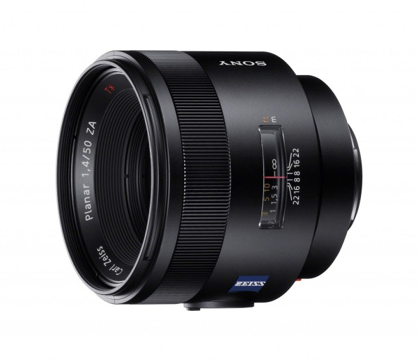 Zeiss Planar T* 50mm F/1.4