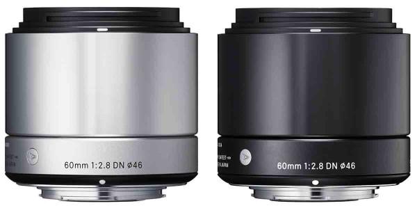 SIGMA-60mm-F2.8-DN-lens