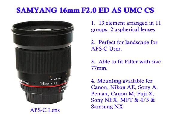 Samyang-16mm-F2.0-ED-AS-USM-CS-lens