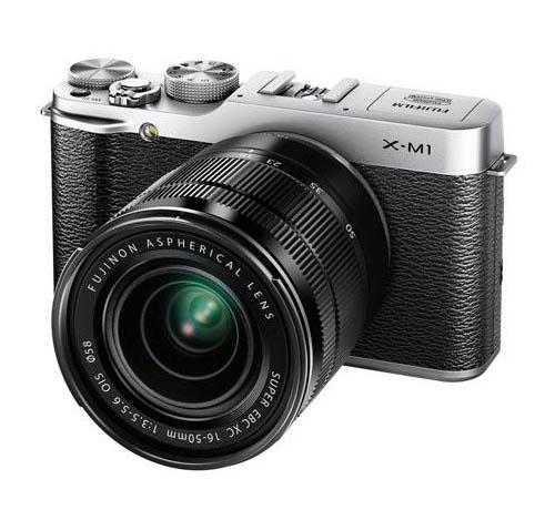 Fujifilm-X-M1-camera