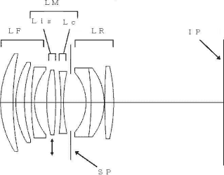 Canon-EF-50mm-f-1.8-IS-USM-lens-patent