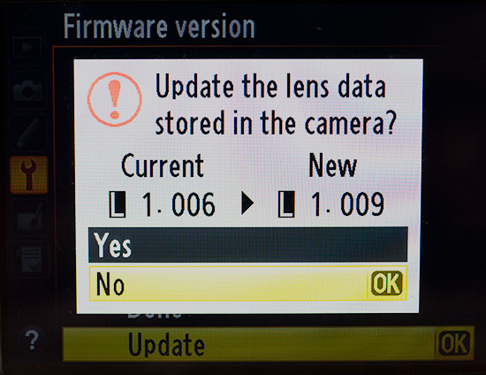 Nikon-Distortion-Control-Data-firmware-update