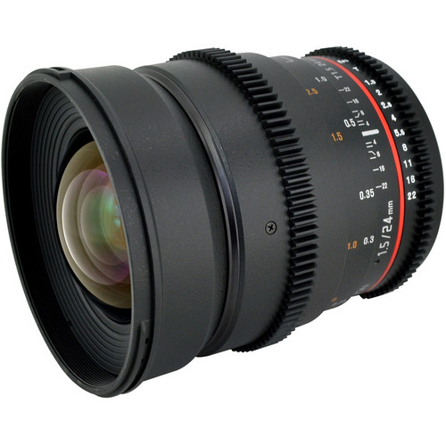 Rokinon-24mm-f3.5-Tilt-Shift-lens
