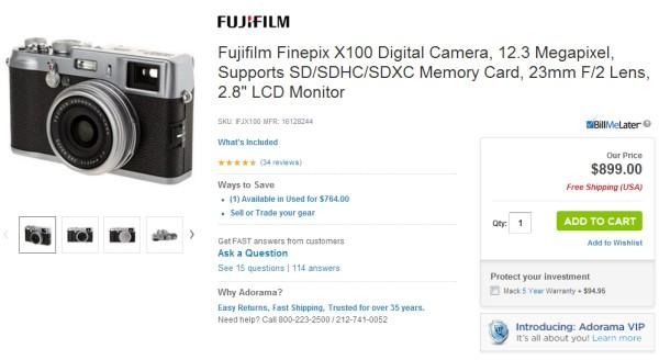 fujifilm-x100-adorama-deal