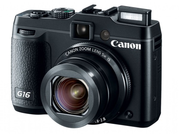 Canon Powershot G16 Digital Camera Announced, Price, Specs