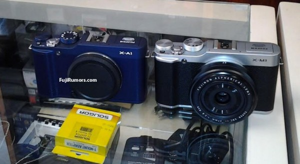 Fujifilm-X-A1-camera