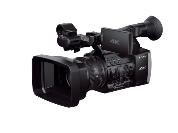 Sony-FDR-AX1-4K-Camcorder-video-camera