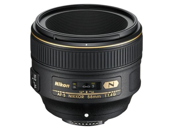AF-S-NIKKOR-58mm-f-1.4G-Lens