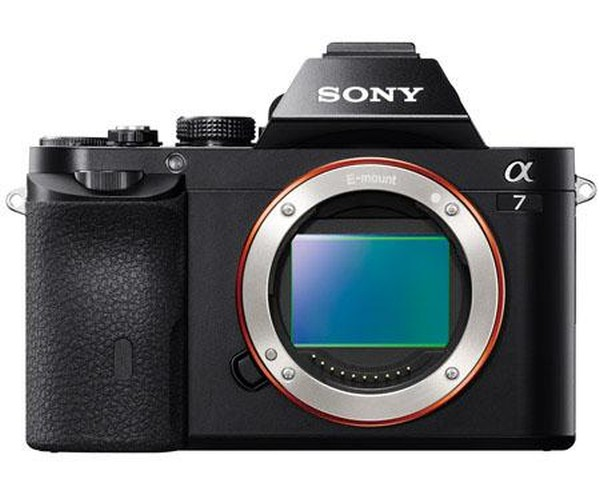 Sony A7 camera-image-front