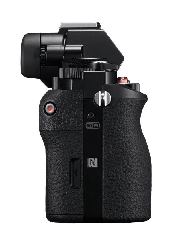 Sony A7r camera-image-rear