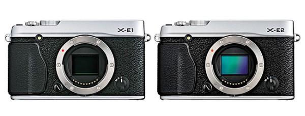 Fuji-X-E1-vs-X-E2
