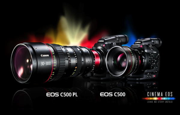 Canon EOS C500 / C500 PL Firmware Update V1 0 4 1 00 is Now