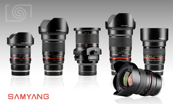 Samyang-E-mount-lenses
