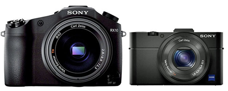 Sony-RX10-vs-RX100-M2-comparison