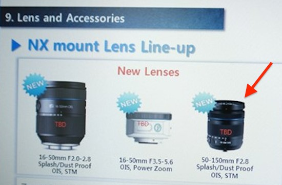 Samsung-NX-50-150mm-f2.8-OIS-STM-lens
