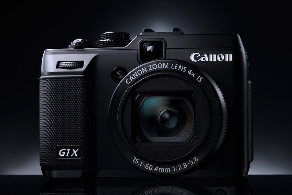 Canon PowerShot G1X replacement camera
