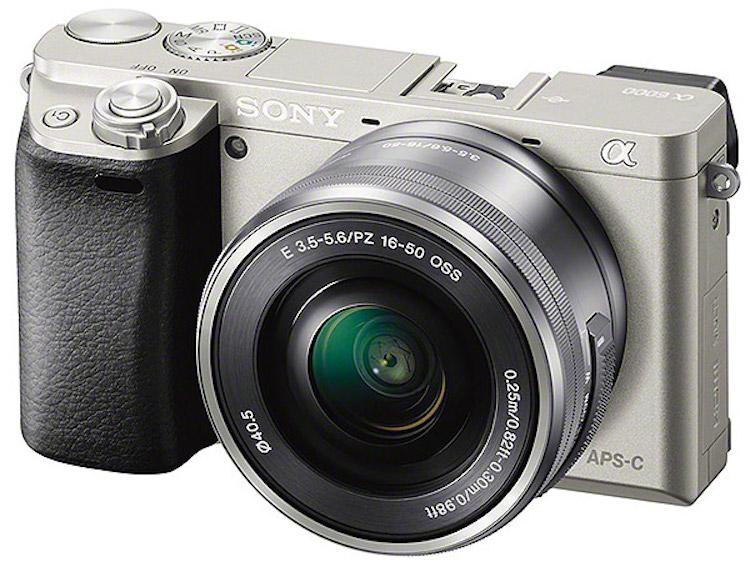 Sony-A6000-Silver