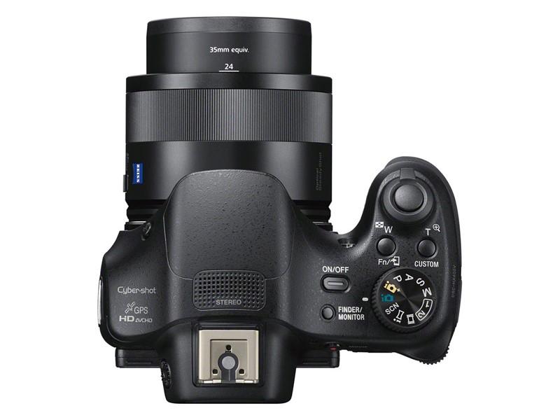 Sony-HX400-Top