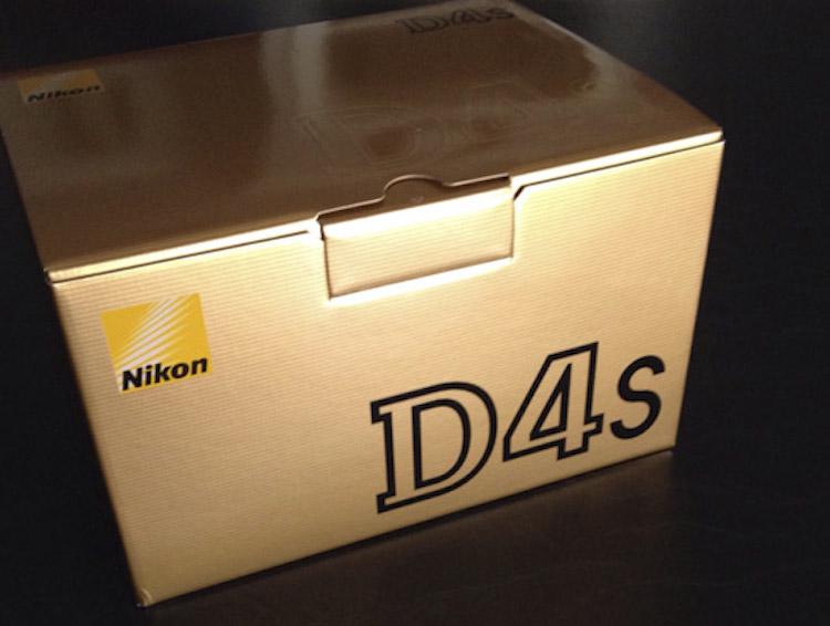Nikon-D4s-stock-shipping