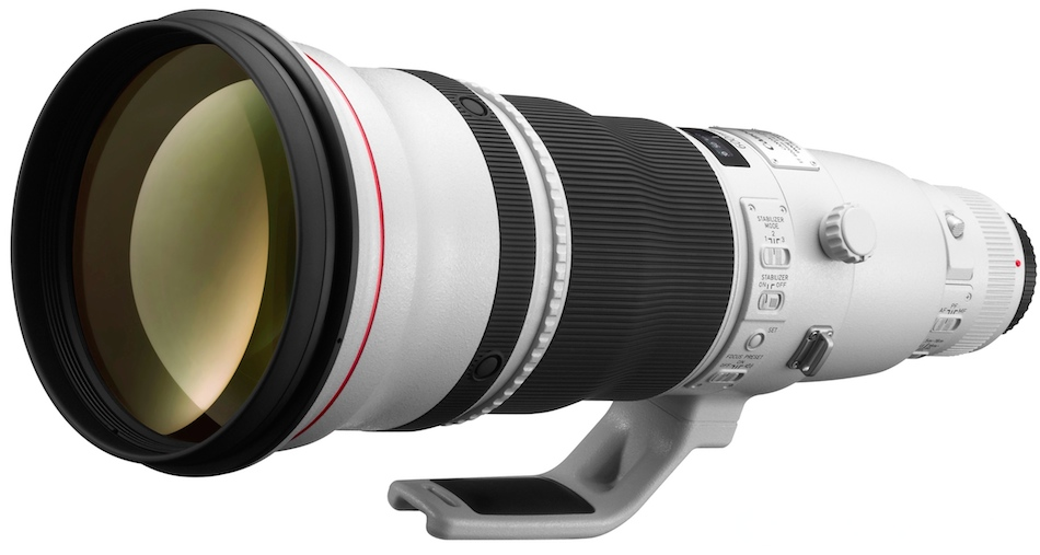 canon ef 600mm f4 is ii lens