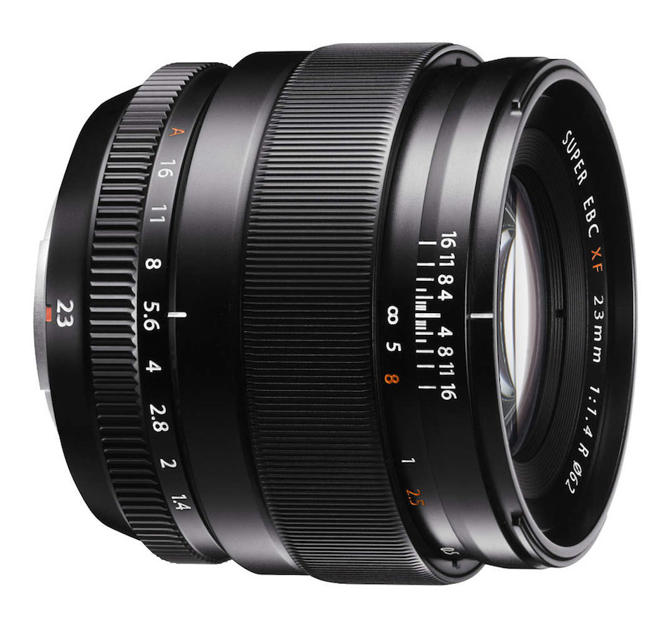 Fuji 35mm F1 4: Fujinon 16mm F/1.4 Is The Fujifilm's Fast Wide-angle Lens